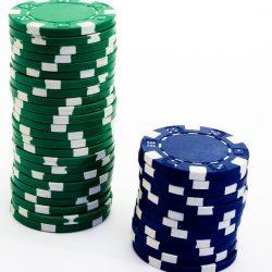 Jeton de poker, site de poker